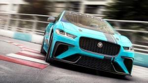 Trilogie Jaguar I-Pace – 3. Competitii
