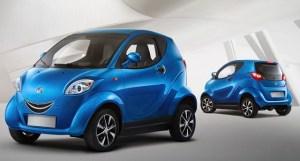 Cu incredere, despre mini-automobilele electrice de oras