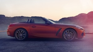 Roadster reloaded: premiera mondiala a noului BMW Z4, la Pebble Beach