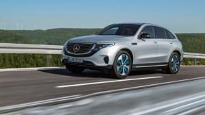 Mercedes-ul universului electric, lansat la Stockholm