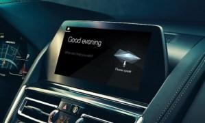 BMW transforma automobilul in partener de conversatie