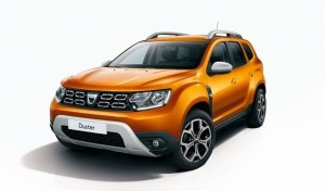 Dacia Duster leads by far the ranking of models produced in Pitesti