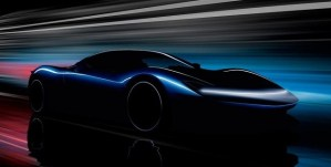 Cel mai puternic automobil de strada din lume: Pininfarina PF0