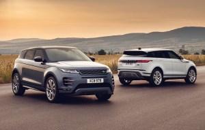 "Noul Range Rover Evoque 2 debuteaza cu sistem ""mild-hybrid"" si tehnologie de ultima generatie"