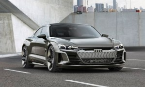 "Audi e-tron GT, un posibil ""Tesla Killer"""