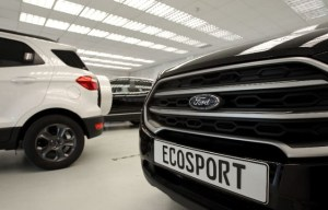 SUV-urile Ford inregistreaza vanzari record in Europa