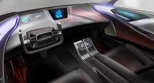Cum vor arata interioarele viitoarelor vehicule autonome, in viziunea Toyota