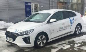 Proiectul 24auto.ro – electromobilitate, raport saptamanal
