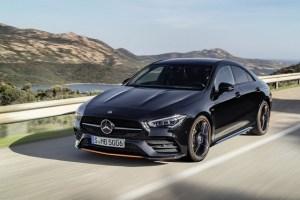 A doua generatie Mercedes CLA