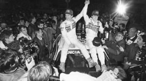 Poveste de iarna – Raliul Monte Carlo, editia 1986