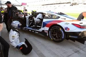 """""""Dansul"""" lui Zanardi, la schimbul de piloti, in cursa de la Daytona"""