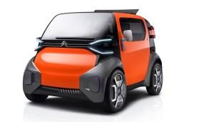 Conceptul Citroën Ami One, o viziune asupra mobilitatii urbane accesibila pentru toata lumea