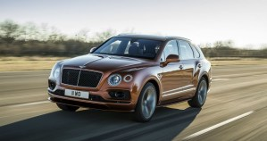 Bentley Bentayga Speed este cel mai rapid SUV din lume