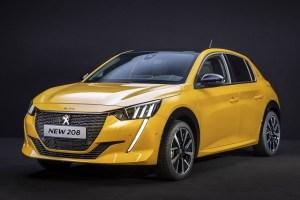 Acesta este noul Peugeot 208 (2019)