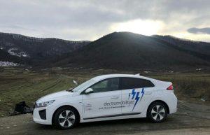 Hyundai Ioniq, dupa 20 de saptamani de serviciu impecabil