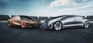 Eternii rivali BMW si Mercedes si-ar putea uni eforturile pentru crearea unei platforme tehnice comune