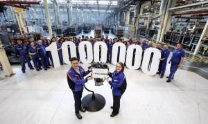 Ford a produs un milion de motoare EcoBoost de 1,0 litri la Craiova