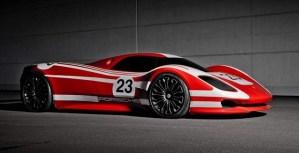 Porsche a realizat un concept omagial, la jumatate de secol de la aparitia celebrului 917