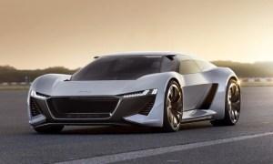 Audi R8 va fi inlocuit cu e-tron GTR