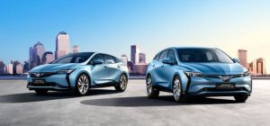 Evolutia vanzarilor de automobile electrice in Europa si noutatile de la Shanghai
