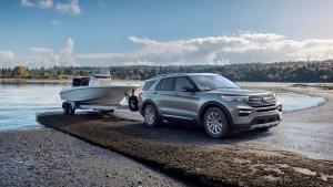 Noul SUV Ford Explorer PHEV ofera 40 km autonomie urbana cu emisii zero