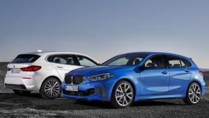 Noul BMW Seria 1 inaugureaza noua arhitectura cu tractiune fata a bavarezilor