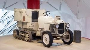 Dupa 97 de ani, Carabusul de Aur Citroën a fost reconstruit