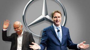 Compensatia liderilor Daimler legata de obiectivele de reducere a emisiilor de CO2
