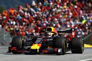 Formula 1, Austria 2019: Max Verstappen si Red Bull au intrerupt seria de victorii Mercedes