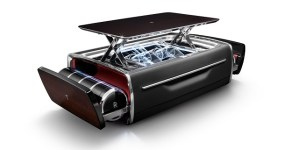 42.500 euro este pretul unei cutii speciale marca Rolls-Royce, pentru sampanie