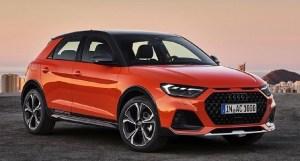 A1 Citycarver va fi cel mai mic SUV Audi