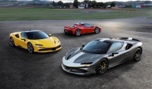 Ferrari realizează cea mai mare marjă operațională medie din industria auto