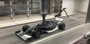Formula 1 a testat aerodinamic un model al monoposturilor care isi vor face debutul in 2021