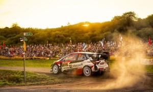 WRC, Raliul Germaniei 2019: Victorie Ott Tänak si podium integral Toyota