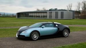 Bugatti Veyron - o investitie rentabila!