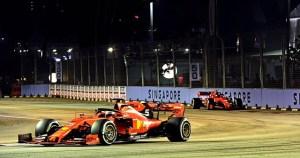 Formula 1, Singapore 2019: Ferrari a produs surpriza