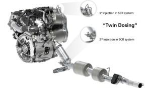 Volkswagen a creat un catalizator cu dozaj dublu de AdBlue