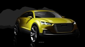 Viitorul Audi TT ar putea fi… un SUV electric!