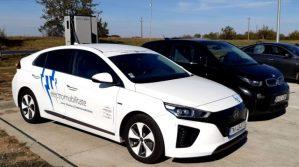 EVconnect.ro inaugureaza prima statie de incarcare rapida de pe o autostrada din Romania