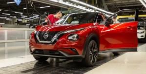 Brexit: Nissan ar putea opri productia de SUV-uri din Anglia