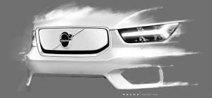 Primul model electric Volvo este derivat din XC40