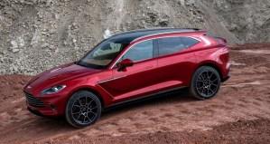 DBX, primul SUV de la Aston Martin, a fost prezentat oficial