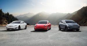 Top 10 modele electrice, dupa 10 zece luni, in Norvegia, Olanda si Suedia