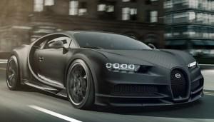 Bugatti Chiron Noire: 20 de exemplare, pentru a evoca un model unic