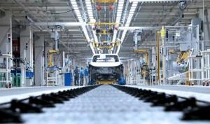 Scădere istorică pentru industria auto germană