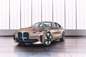 BMW i4, primul gran coupé electric din istoria bavarezilor