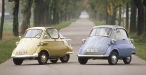 Se împlinesc 65 de ani de la apariția legendarului BMW Isetta