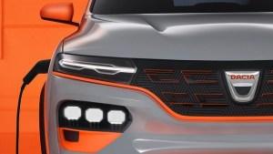 Dacia Spring, primul model electric al mărcii românești, va fi un mini SUV