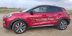DRIVE TEST: Ford Puma, primele impresii