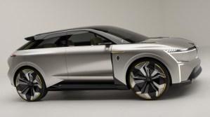 Renault Morphoz, un concept de SUV electric, capabil să își modifice dimensiunile